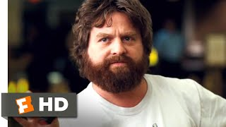 The Hangover 2009  Checking In Wimping Out Scene 210  Movieclips