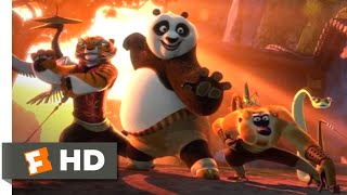 Kung Fu Panda 2 2011  Opening Battle Scene 110  Movieclips