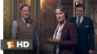The Kings Speech 1012 Movie CLIP  I Dont Think You Know King George VI 2010 HD