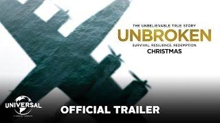 Unbroken  Official Trailer 2 HD