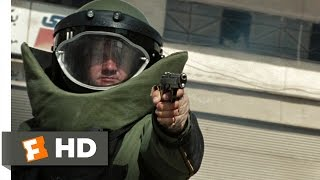 The Hurt Locker 19 Movie CLIP  You Wanna Back Up 2008 HD