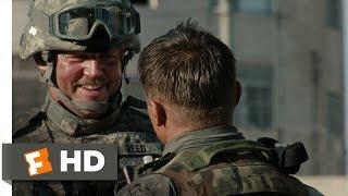 The Hurt Locker 59 Movie CLIP  Wild Man 2008 HD