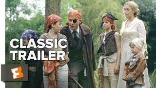 Finding Neverland 2004 Official Trailer  Johnny Depp Kate Winslet Movie HD