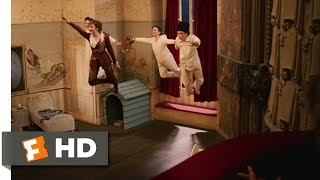 Finding Neverland 810 Movie CLIP  Second to the Right and Straight on Till Morning 2004 HD