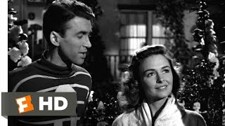 Its a Wonderful Life 29 Movie CLIP  Lasso the Moon 1946 HD