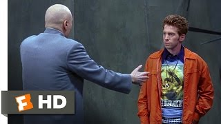 Austin Powers International Man of Mystery 35 Movie CLIP  Dr Evil Meets Scott 1997 HD