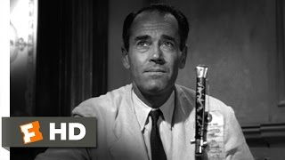 12 Angry Men 210 Movie CLIP  Its the Same Knife 1957 HD