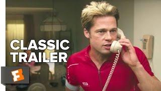 Burn After Reading Official Trailer 1  Brad Pitt Movie 2008 HD
