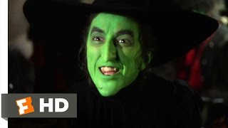 Im Melting  The Wizard of Oz 78 Movie CLIP 1939 HD