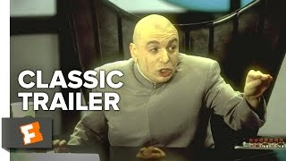 Austin Powers The Spy Who Shagged Me 1999 Official Trailer  Mike Myers Comedy HD