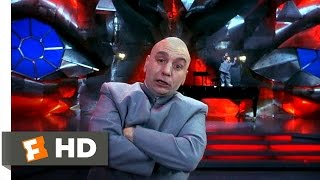 Just the Two of Us  Austin Powers The Spy Who Shagged Me 57 Movie CLIP 1999 HD