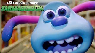 Supermarket Clip  A Shaun the Sheep Movie Farmageddon