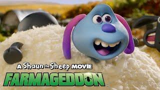 First Encounter Clip  A Shaun the Sheep Movie Farmageddon