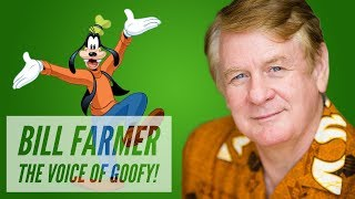 Disney Podcast  GOOFYS VOICE BILL FARMER  Dizney Coast to Coast  Ep 446