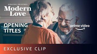 Modern Love Opening Song  Vintage Slideshow  Prime Video