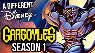 Gargoyles Season 1  Review  Retrospective  Bull Session