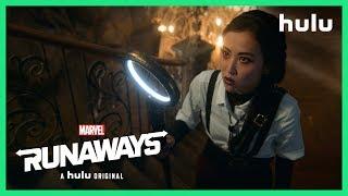 Marvels Runaways Season 3  Trailer Official  A Hulu Original