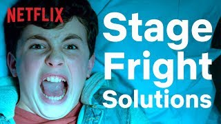 Stage Fright Solutions  The Healing Powers of Dude  Netflix Futures