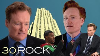 Every Appearance Of Conan Best Of Conan OBrien  30 Rock