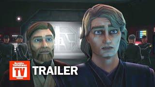 Star Wars The Clone Wars Season 7 ComicCon Trailer  Rotten Tomatoes TV