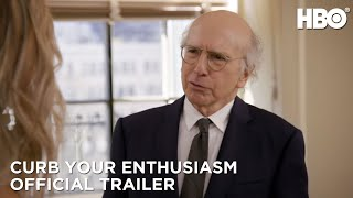 Curb Your Enthusiasm Season 10  Official Trailer  HBO