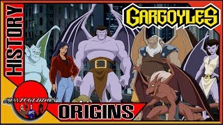 Disneys Gargoyles History and Origins