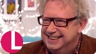 Mark Williams on the Father Brown Christmas Special  Lorraine