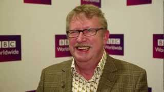 Mark Williams talks to BBC Worldwide Showcase 2013