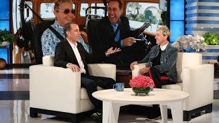 Jerry Seinfeld Debuts the First Look at Ellen on Comedians in Cars Getting Coffee