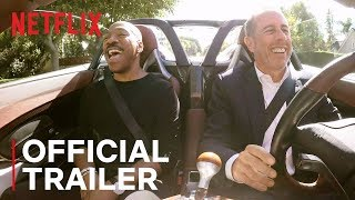 Comedians in Cars Getting Coffee New 2019 Freshly Brewed  Trailer  Netflix