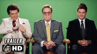 THE RIGHTEOUS GEMSTONES Official Trailer HD John Goodman Danny Mcbride Series