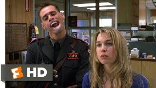 Me Myself  Irene 25 Movie CLIP  Cotton Mouth 2000 HD