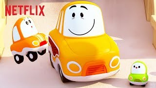 Go Go Cory Carson Music Video  Move to the Beep  Netflix Jr
