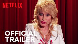 Dolly Partons Heartstrings  Official Trailer  Netflix