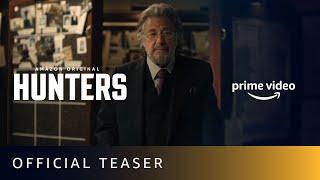 HUNTERS Official Teaser  Al Pacino  Amazon Prime Video