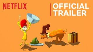 Green Eggs  Ham Season 1  Official Trailer  Netflix