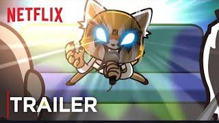 Aggretsuko  Triler oficial  Netflix