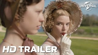 Emma  Official Teaser Trailer Universal Pictures HD