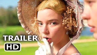 EMMA Trailer  2 2020 Anya TaylorJoy Drama Movie