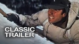 Where Eagles Dare Official Trailer 1  Clint Eastwood Movie 1968 HD