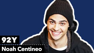 Noah Centineo in Conversation with Evan Real Netflixs To All the Boys PS I Still Love You