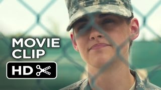 Camp XRay Movie CLIP  Rules 2014  Kristen Stewart Movie HD