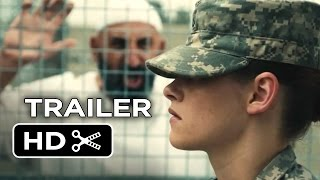 Camp XRay Official Trailer 1 2014  Kristen Stewart Movie HD