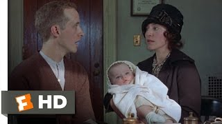 Adopting Homer  The Cider House Rules 110 Movie CLIP 1999 HD