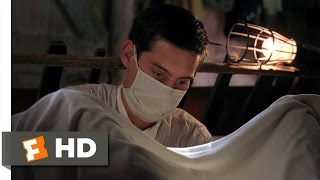 The Cider House Rules 810 Movie CLIP  Performing the Operation 1999 HD