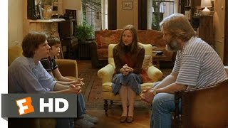 The Squid and the Whale 28 Movie CLIP  A Family Meeting 2005 HD