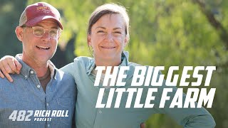 The Biggest Little Farm John  Molly Chester  Rich Roll Podcast