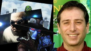 Some of The MANY Voices of Corey Burton
