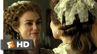 The Duchess 19 Movie CLIP  I Have Heard A Rumor 2008 HD