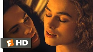 The Duchess 49 Movie CLIP  Close Your Eyes 2008 HD